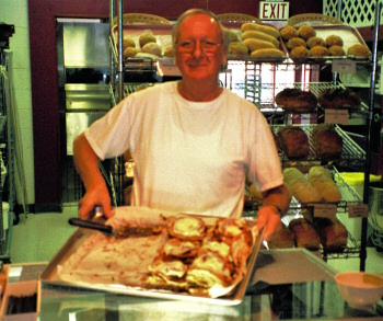 Tony at Twin Beaches Bakery